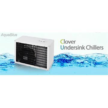 מערכת לקירור מים  תת כיור  clover cooler