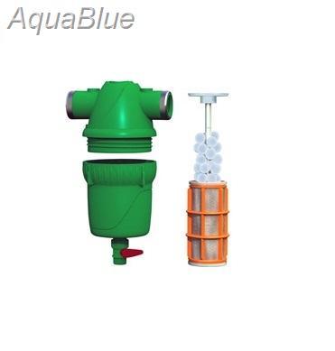 מסנן מים חיצוני GREENTAL מטהר מים לטיפול בנזקי אבנית