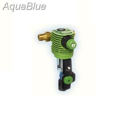 מטהר מים חיצוני לטיפול בנקי אבנית  עם מנגנון  מקטין לחץ דגם BOXER® RD