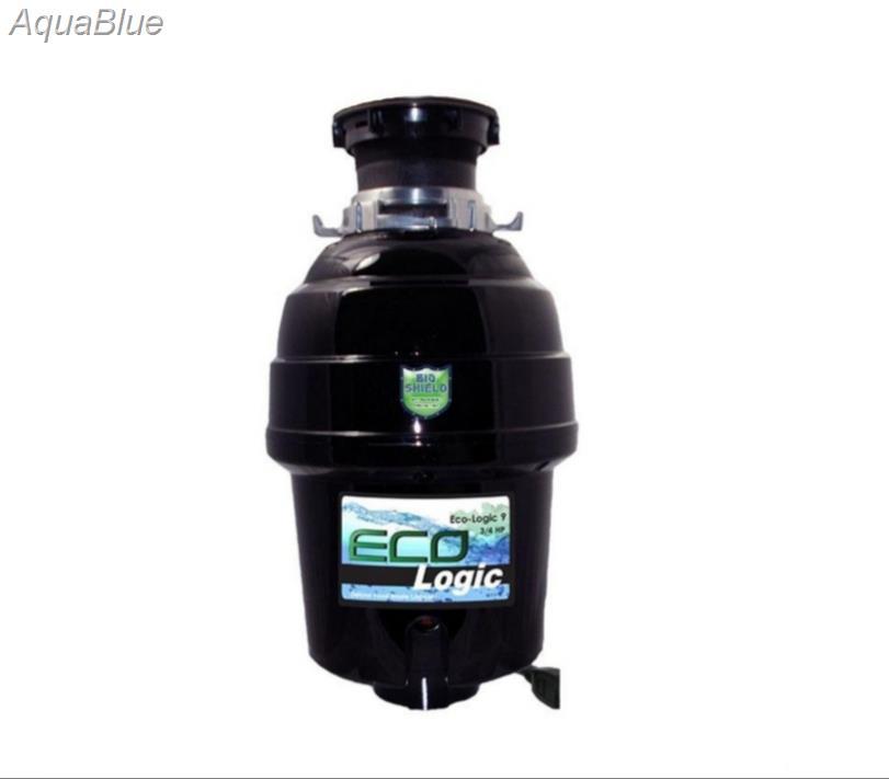 טוחן אשפה Eco Logic 9 כולל מפסק פנאומטי Anaheim